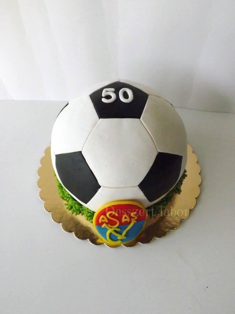 Football torta