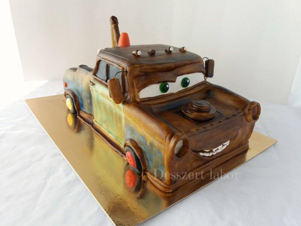 Verdák torta