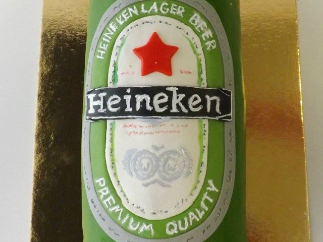 Heineken torta